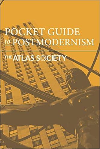 Pocket Guide to Postmodernism