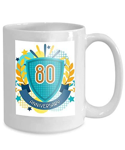 mug coffee tea cup anniversary abstract background ribbon decorative elements Fun 110z