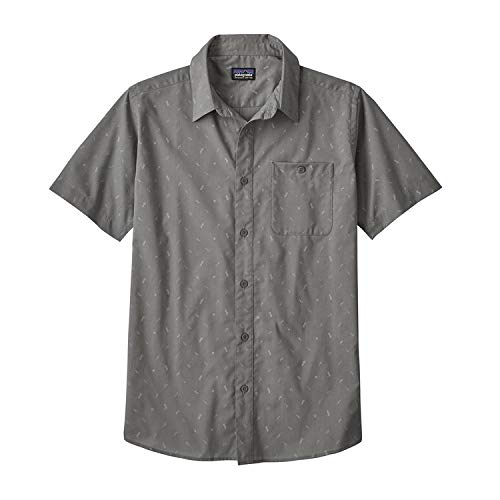 TALLA M. Patagonia M's Go To Camisa, Hombre