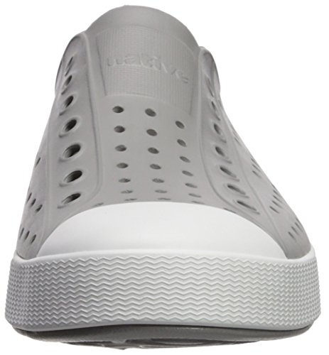 Block White Sneaker Shell Women's Pigeon Jefferson Native Grey Fashion Gradient q7zan04F