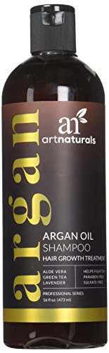 Artnaturals Argan Hair Regrowth Shampoo, 16 Ounce