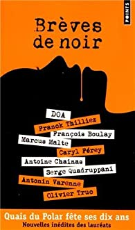 Brèves de noir par Franck Thilliez