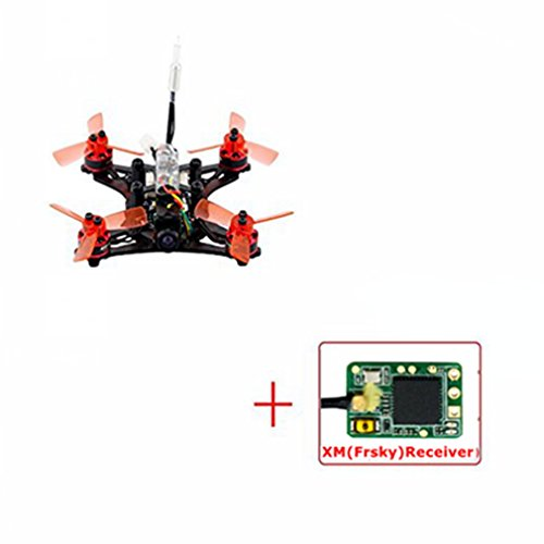 KINGKONG/LDARC 90GT PNP Brushless FPV RC Racing Drone Mini Brushless Quadcopter (with frsky version)