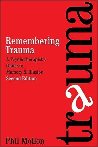 Book Remembering Trauma