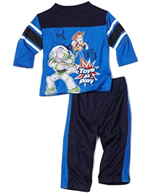 Disney Toy Story 3 Baby Boys Toys At Play Clothing Set