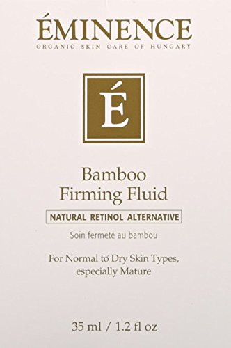 Eminence Organic Skincare Bamboo Firming Fluid, 1.2 Ounce