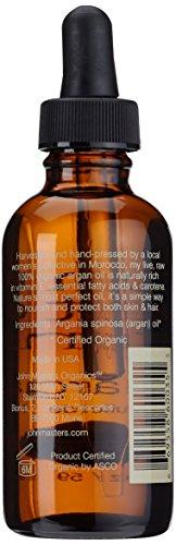 John Masters Organics Argan Oil, 2 Ounce
