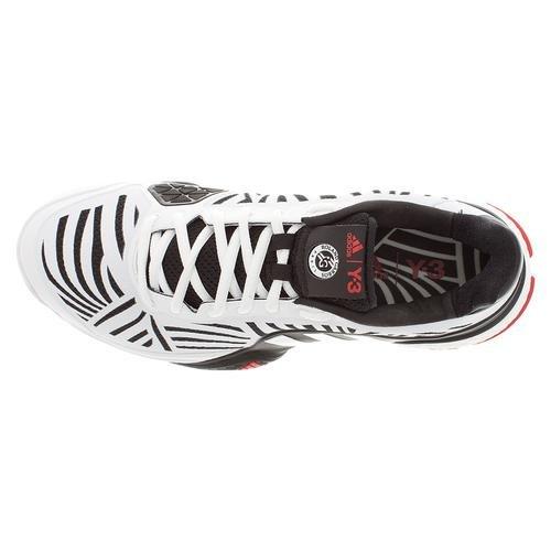 Scarpe Da Tennis Adidas Per Uomo Y-3 Boost X Scarpe Da Tennis In Bianco E Nero- (s81918-u16)