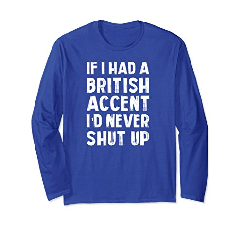british accent t shirt - 4