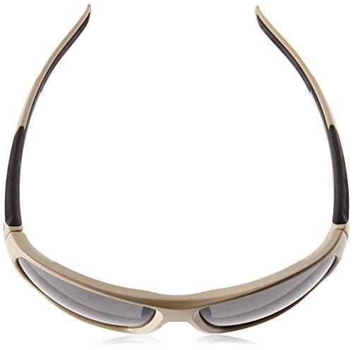 Under Frame ansi Sunglasses Black Shock Matte Ua Wrap Gray Armour Lens Sand Hq6wrHA