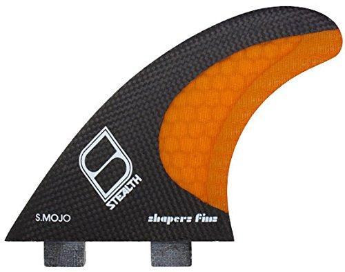 Fcs surfboard fins MOJO Shapers fins tri set (med/Large)