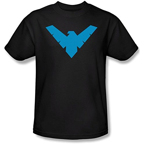 Batman Men's Batman/Nightwing Symbol Tee