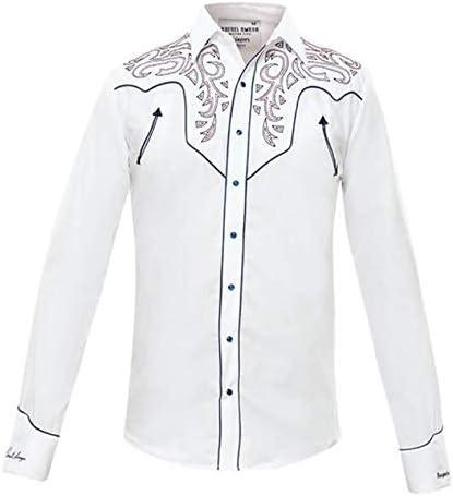 Camisa Rafael Amaya Luxury Collection Estilo The One Negro