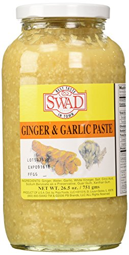 Top 10 best crushed garlic ginger paste: Which is the best one in 2019?