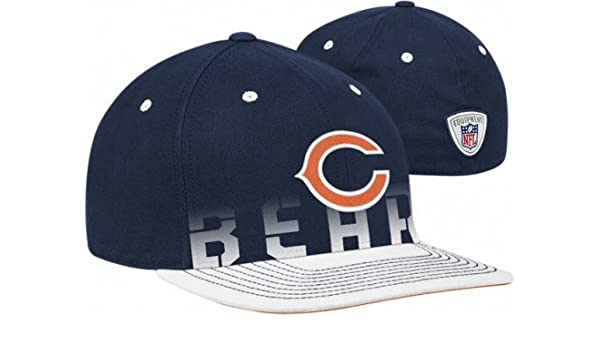 newest 74d6b f39e4 ... where can i buy amazon reebok chicago bears sideline player pro shape  flat brim flex hat