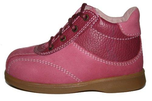 Bundgaard BU-121 Unisex - Niños Zapatos Botines rosado