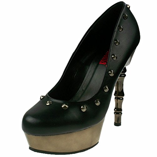 Chrome High Heel - 3