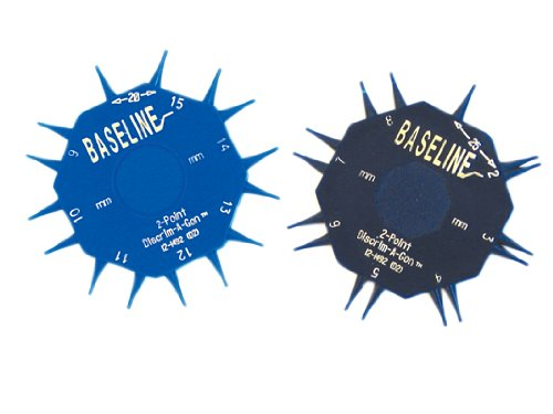 Baseline 12-1492 2 Disc Discrim-a-gon 2 Point Discriminator Set by Baseline
