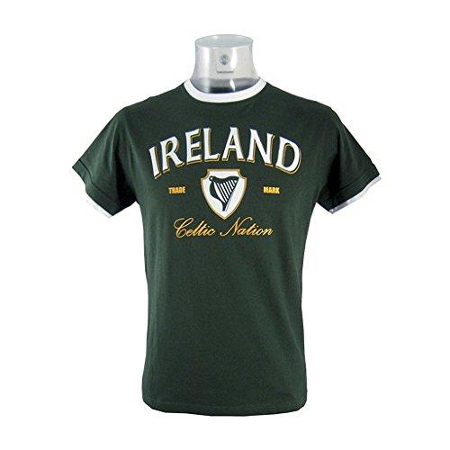 Ireland Ringer T-shirt - 1