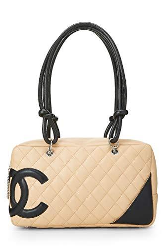 Chanel Beige Handbag - 2