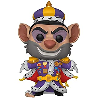 Funko Pop! Disney: Great Mouse Detective - Ratigan, Multicolor, (Model: 47719)