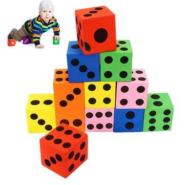 Acetate 100 Gels (Nipper Fizz Kids Foam Dice Developmental Toys - 12pcs Jumbo Colorful Foam Dice Kids Baby Educational Play Toy Puzzle Game - Jolly Sparkle Tyke Froth Banter Seethe Kidskin Tike Suds)