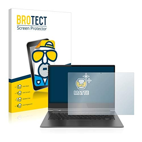 BROTECT. Matte Screen Protector for Lenovo Yoga C930, Matte, Anti-Glare, Anti-Scratch by BROTECT. (Image #2)
