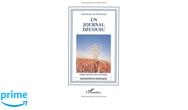 Journal Decousu (French Edition)