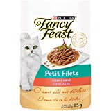 NESTLÉ PURINA FANCY FEAST Ração Úmida para Gatos Petit Filet Carne 85g