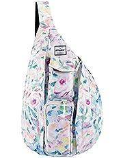 HAWEE sportowy plecak na jedno ramię, torba którą można nosić na klatce piersiowej, plecak typu crossbody, dla kobiet i mężczyzn, nastolatków do codziennego użytku, do pracy, do zabrania w podróż, na wycieczkę, na uczelnię, do biegania