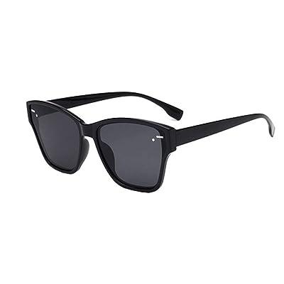 2 Piezas Diseño De Gafas De Sol De Ojo De Gato De, Gafas De Sol para Mujer Vintage para Conducir Gafas De Sol con Protección UV 400,M7: Hogar