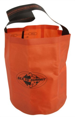 10l Bucket - Sea To Summit Folding Bucket - 10L