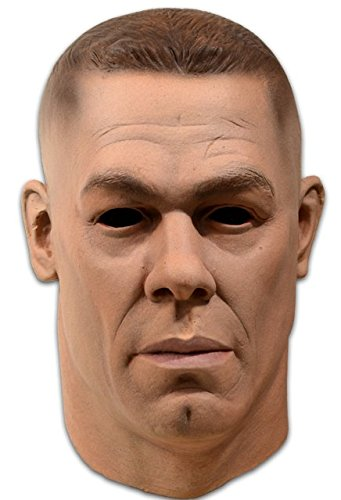 WWE - John Cena Mask by Gardenoaks