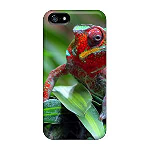 Iphone 5/5s Case Cover With Shock Absorbent Protective PNAeECg896PRncf Case
