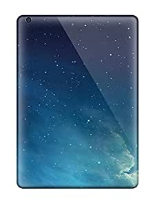 New Premium AmandaMichaelFazio Ios 7 Galaxy Skin Case Cover Excellent Fitted For Ipad Air