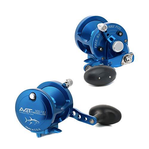 Avet MXL6 4 Lever Drag Conventional Reel