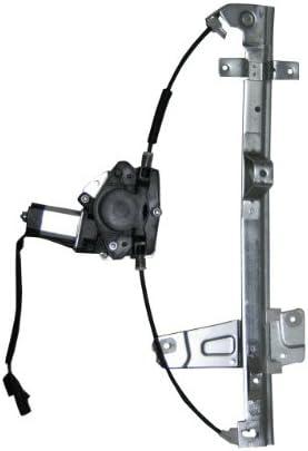 Power Window Regulator For 2000-2004 Jeep Grand Cherokee Front LH w// Motor