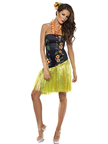Faerynicethings Luscious Luau Dress Adult Costume (Adult Faery Dress)