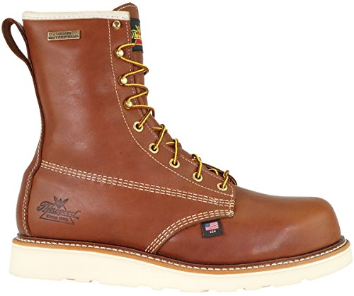 3 Safety Boots - Thorogood 804-4280 Men's American Heritage 8