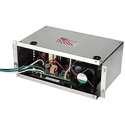 Progressive Dynamics PD4635V Inteli-Power 4600 Series Converter/Charger with Charge Wizard - 35 Amp: Automotive
