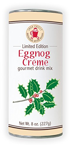 Eggnog Creme Drink Mix, 8 oz - Mix Egg