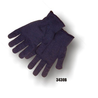 Majestic Glove 3430B Thermolite Liner, 0, One Size, Blue (Pack of 12)