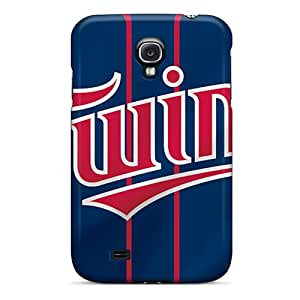 Samsung Galaxy S4 Xpb16521jyJA Unique Design Trendy Minnesota Twins Pictures Great Hard Phone Covers -MarieFrancePitre