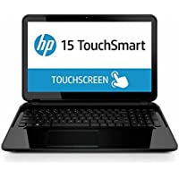 2017 HP 15.6 Inch TouchSmart High Performance Laptop, Intel Dual-Core i3-3110M 2.4GHz, 6GB DDR3 Memory, 500GB HDD, USB 3.0, HDMI, Windows 8.1 (Certified Refurbished)