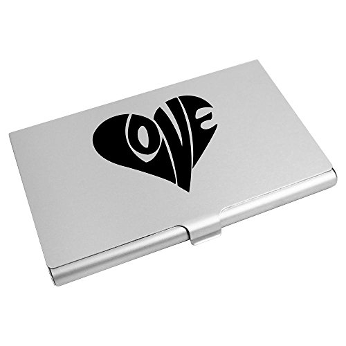 'Love Business CH00000693 Card Heart' Credit Card Holder Wallet Azeeda 4nCwxPvP