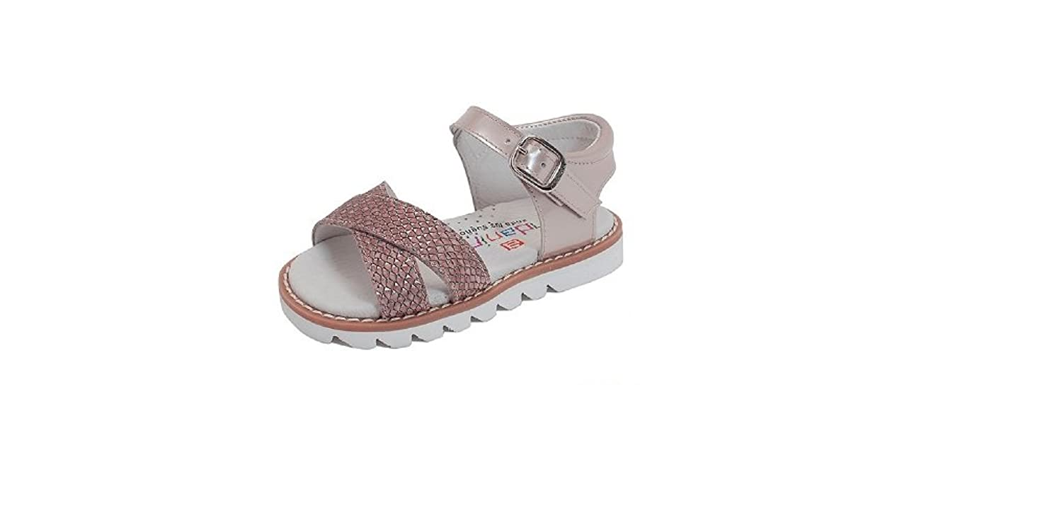 ANDANINES Sandales Pour Fille Rose