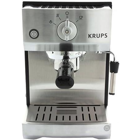 Krups XP 5240 fr - Cafetera para espresso de 1,1 litros ...