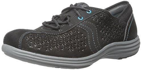 Aravon Womens Betty-AR Oxford Black