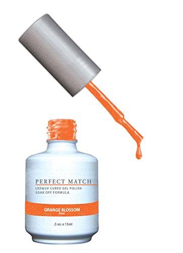 LECHAT Perfect Match Nail Polish, Orange Blossom, 0.500 Ounce ()