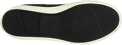 Pepe Jeans London Herren Marton Boot High-Top Schwarz (Black 999)